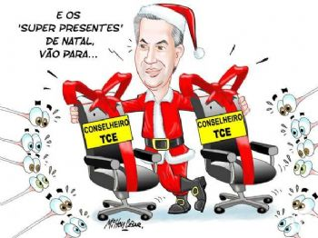 Presentes de Natal do Governador