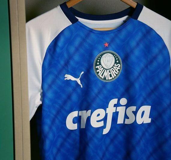 21378b7967c72 Palmeiras lança nova camisa